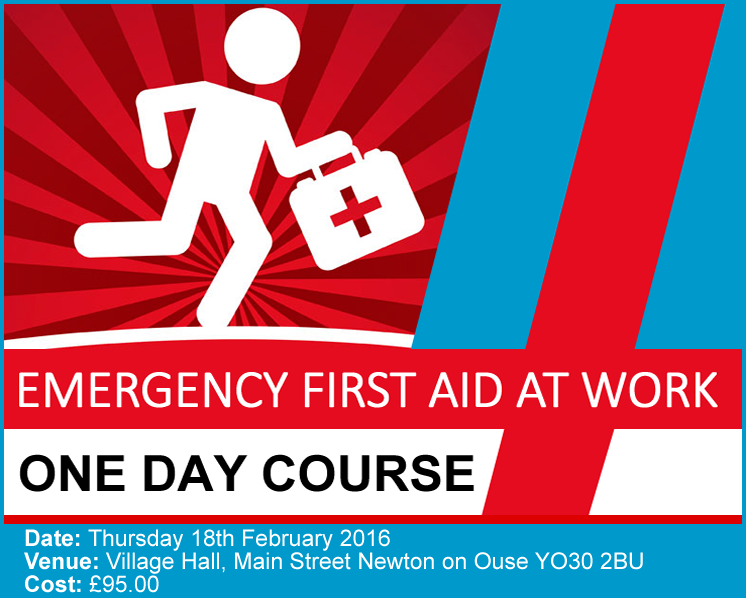 First Aid Course York